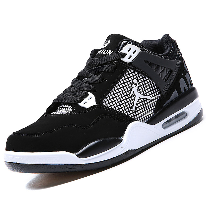 2016 The Latest 4 Color Jordan Same Style High top Basket Shoes For ...