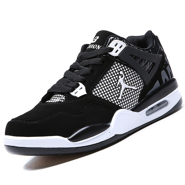 2016 The Latest 4 Color Jordan Same Style High-top Basket Shoes For Men Breathable Casual Walking Shoes Superstar Air Trainers