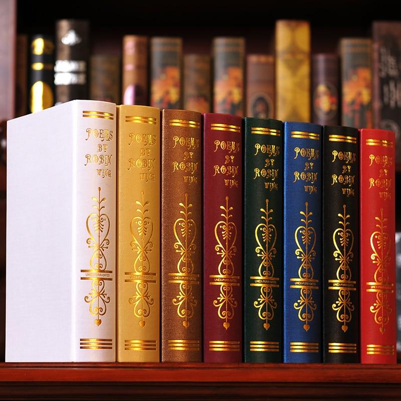 8 St Boek Europese Simulatie Fotografie Studie Boekenkast Rekwisieten Simulatie Nep Modus Box 0516 Decoratie Boek Waterdicht, Schokbestendig En Antimagnetisch