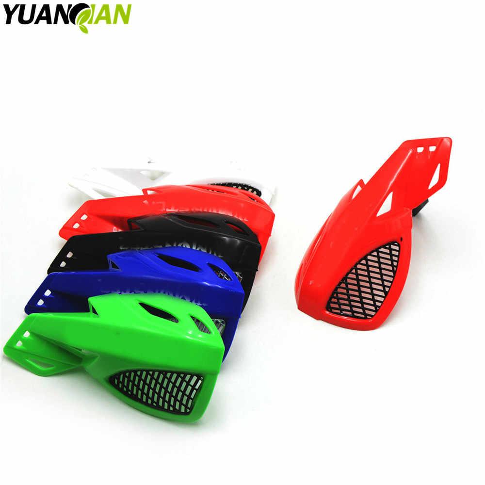 Guardabarros de mano de barra de cepillo de motocicleta 7/8 ''protector de mano 22mm ATV Accesorios negro para KTM SX SXF EXC XCW EXC F 85 125, 250, 300, 350, 450