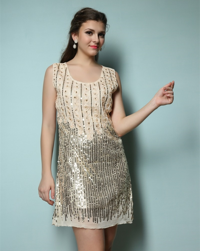 Fine 20s Party Dress Composition - All Wedding Dresses ...