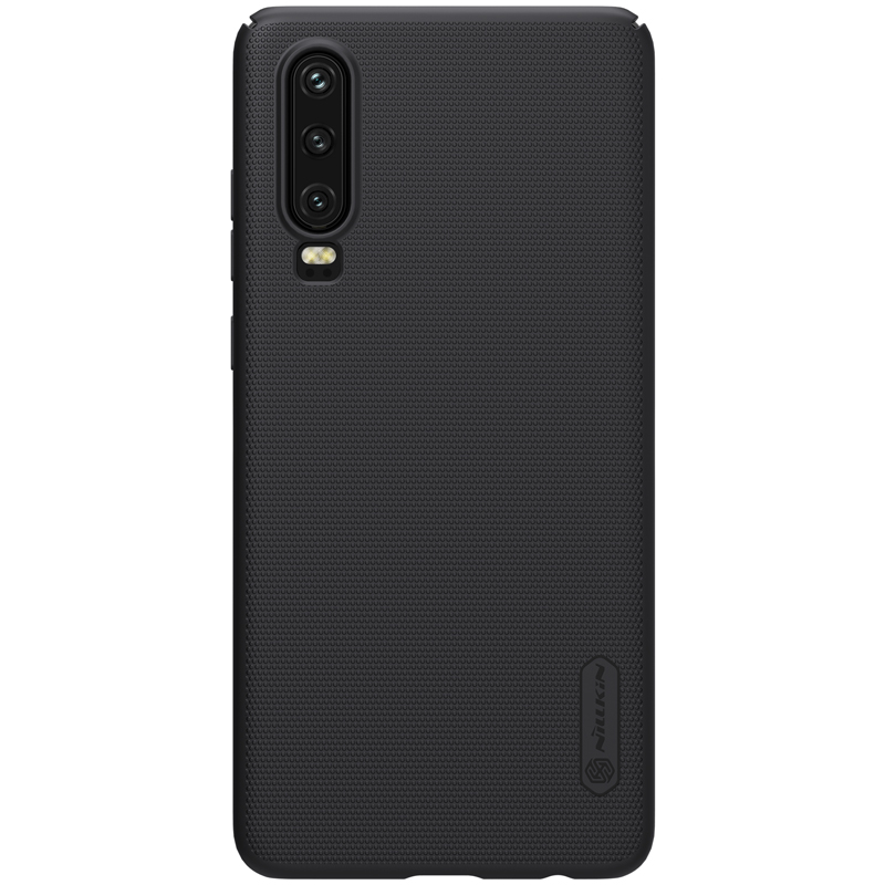 Huawei P30 Case For Huawei P30 Cover NILLKIN Super Frosted shield Back Cover Matte Frosted shield Case with retail package