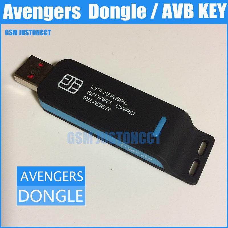 ORIGINAL NEW Avengers dongle Key AVB Dongle key