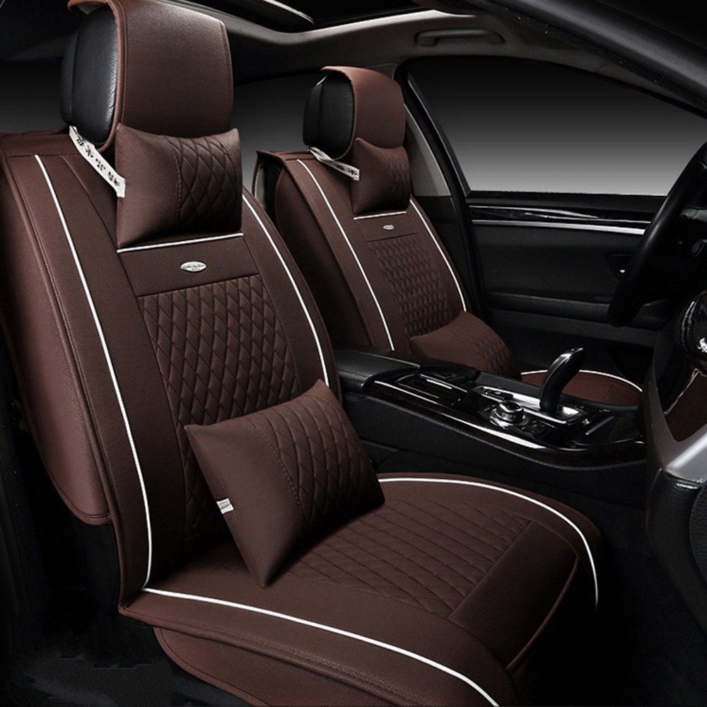 Full Set Car Seat Cover For Ford Focus 2 Fusion fiesta mk7 ranger mondeo 4 explorer s max Automobiles Seat Covers Accessories in Automobiles Seat Covers from Automobiles Motorcycles