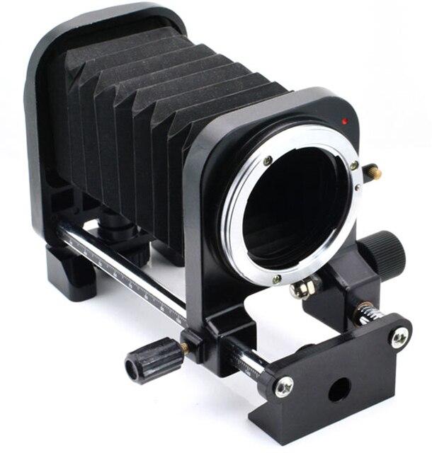 Fuelle de extensión Macro para lente de montaje Nikon DSLR F D7100 D5300 D3300 D810 D90