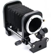 Macro Extension Balg voor Nikon DSLR F Mount Lens D7100 D5300 D3300 D810 D90