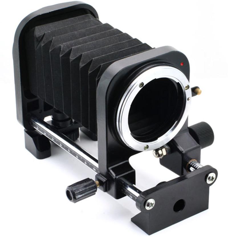 Macro Extension Bellows for Nikon DSLR F Mount Lens D7100 D5300 D3300 D810 D90 macro extension tube for sony e mount ac ms silver grey