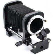 Trava de extensão macro para nikon, dslr f mount lente d7100 d5300 d3300 d810 d90