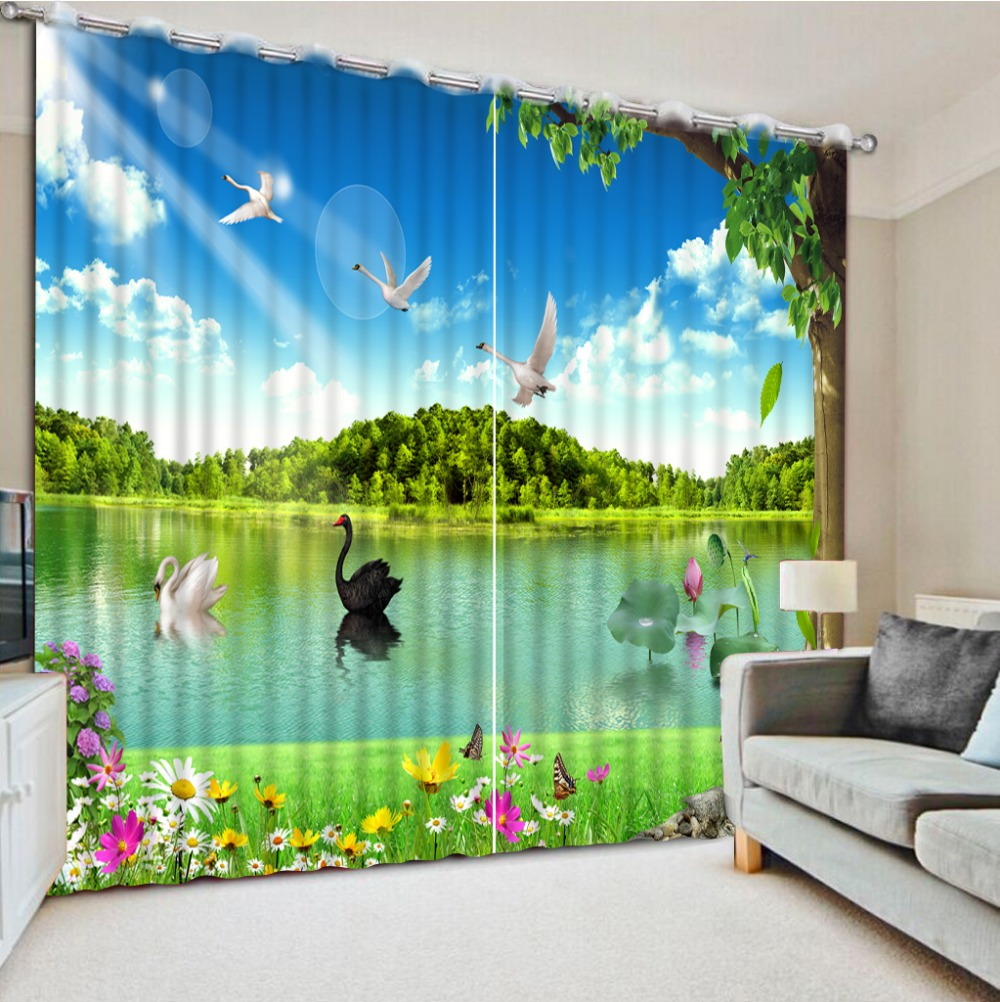 this is the related images of Landscape Curtains