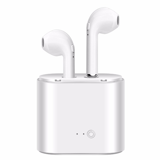 06129a18ad0 HBQ i7 TWS Twins Wireless Earbuds Bluetooth Earphone V4.2 Stereo Headset  For Iphone 8 plus 8 7s 7 plus SE Galaxy S8 Plus LG