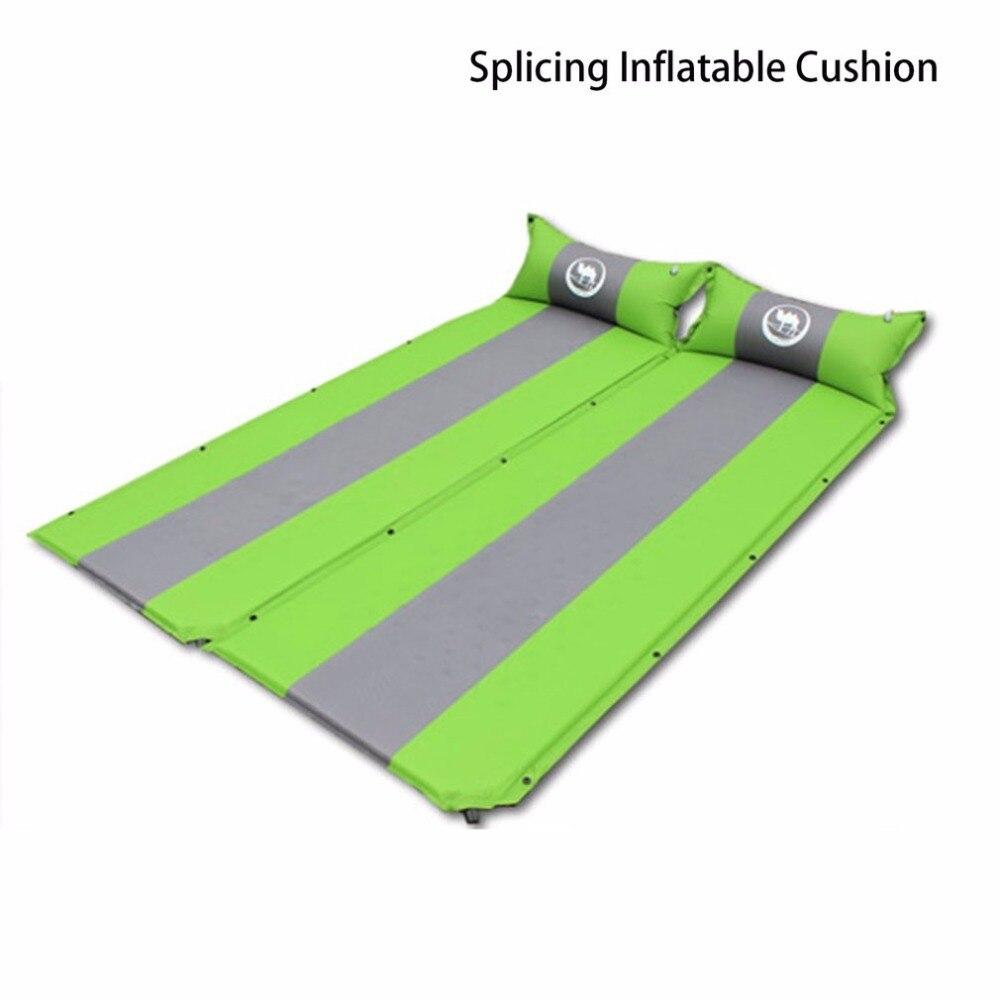 desert camel high class self inflating outdoor camping mat mattress