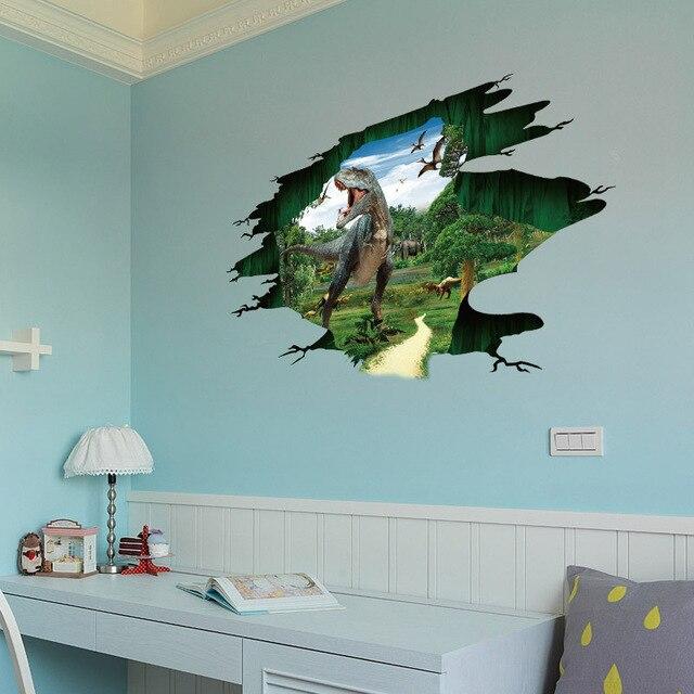 Creatieve 3D PVC Muurstickers Kinderkamer Decor Muurstickers Jongens ...