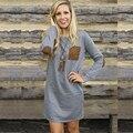 Blusas Femininas 2016 New Women Solid Blouse Sexy lady Long Sleeve Blusa Fashion Blouses Shirt Tops women long sleeve blouse