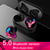 Original Sabbat Wireless Earbuds 5.0 Bluetooth Earphone Sport Hifi Headset Handsfree Waterproof Ear Buds for Samsung Phone