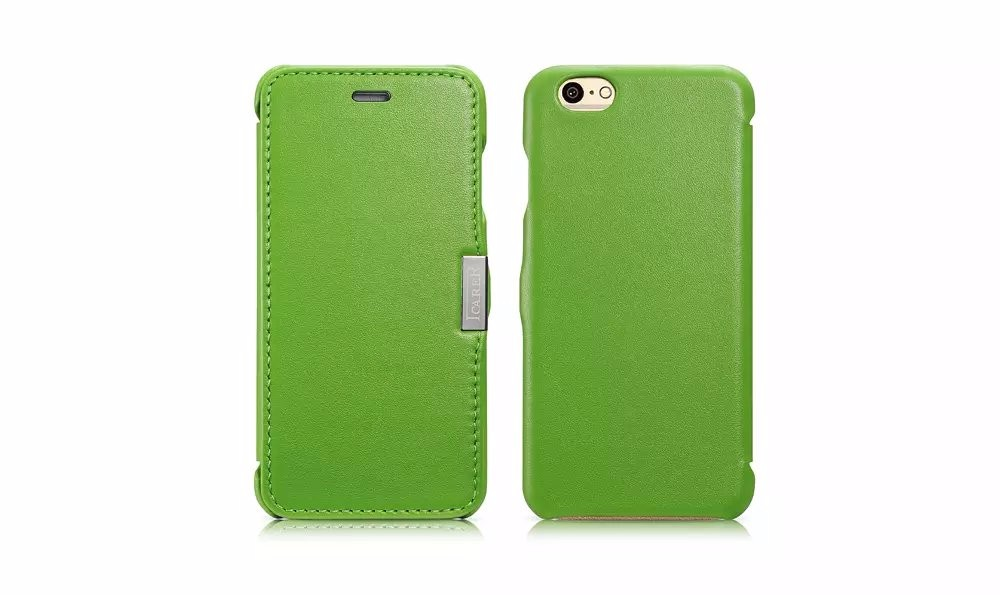 For iphone 6 6s plus flip case mobile phone leather case (7)