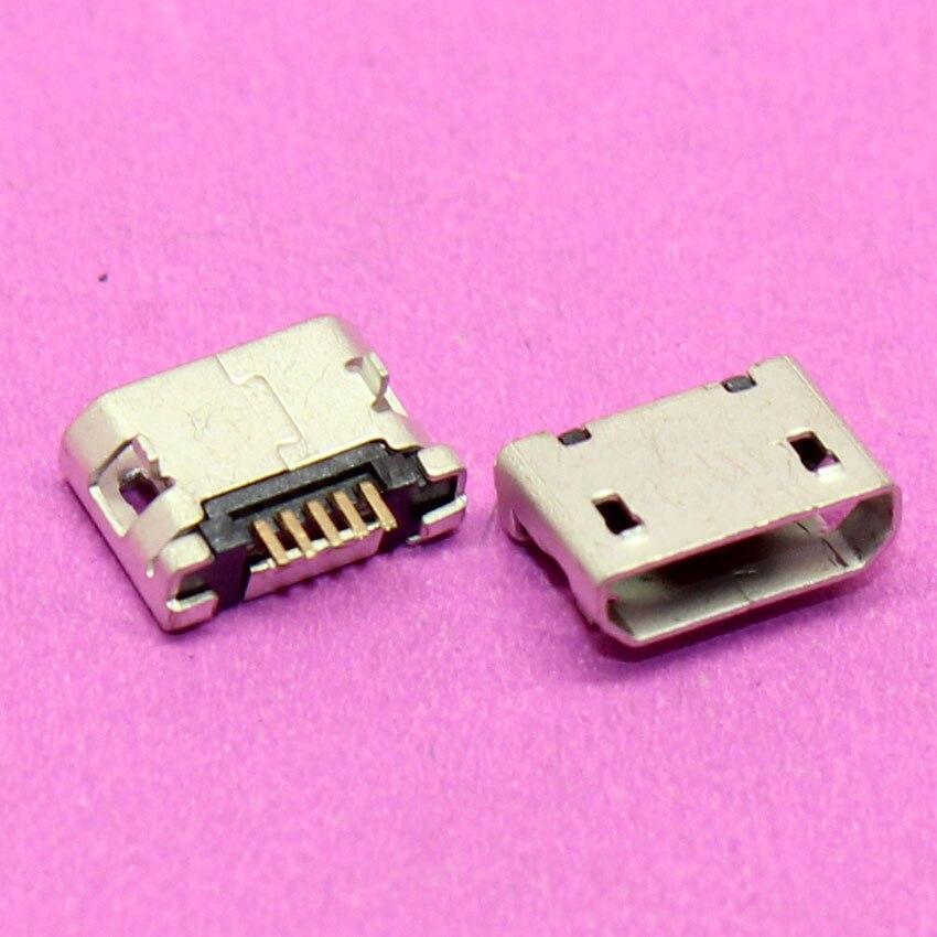 100% НОВЫЙ Длинные 5 PIN Micro USB разъем зарядки порт разъем