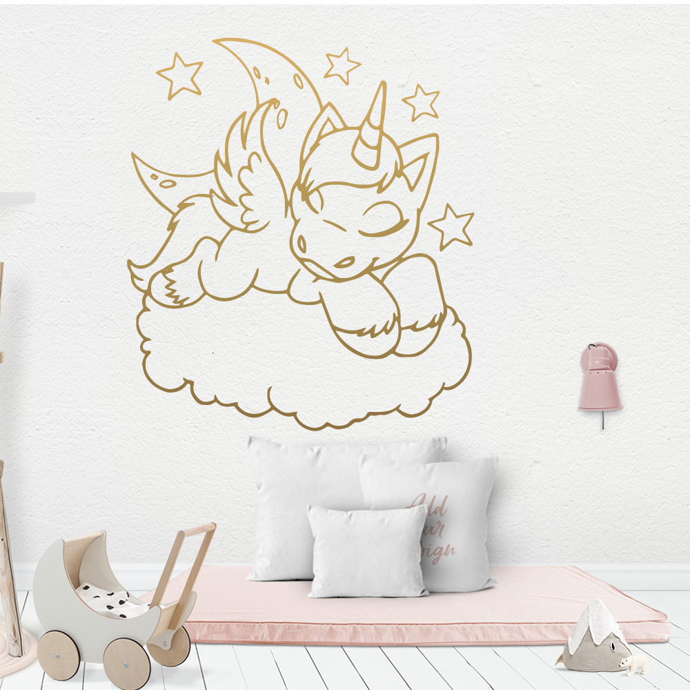 Horse Toilet Wall Sticker For Kids Rooms Home Decor Wall Decals Mural Art WH