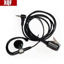 Xqf orelha-clip fone de ouvido para motorola talkabout rádio t6210 t6220 t6222 t6250 t6300