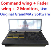 2016 Newest Lighting Console Combine Of Command Wing Fader Wing Copy MA Lighting Dot 2 GrandMA2