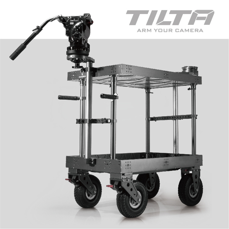 Carrinho de Carrinho dolly Diretor do Filme para o cinema Tilta TiLTA vídeo Max carga 500 kg MAX