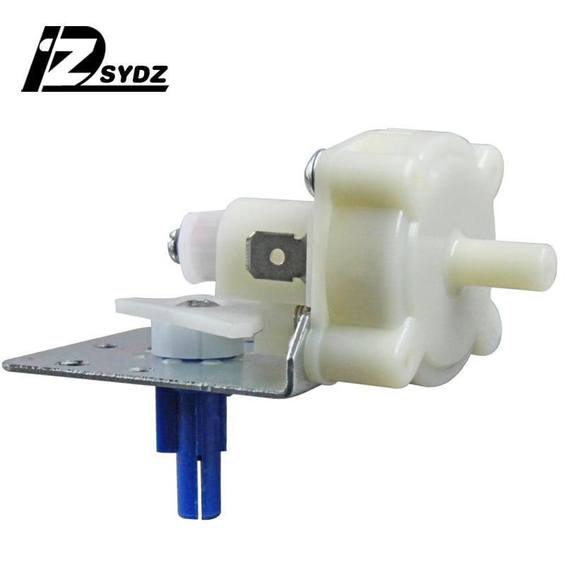 For Sanyo Rongshida Little Swan Washing Machine Water Level Switch Kd4-10b 4-speed Mechanical Type Level Sensor Washing Machine Parts