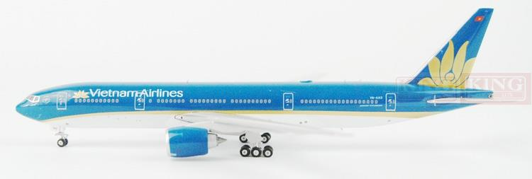 Phoenix 11074 Vietnam Airlines VH-A143 1:400 B777-200ER commercial jetliners plane model hobby spike wings xx4502 jc turkey airlines b777 300er san francisco 1 400 commercial jetliners plane model hobby