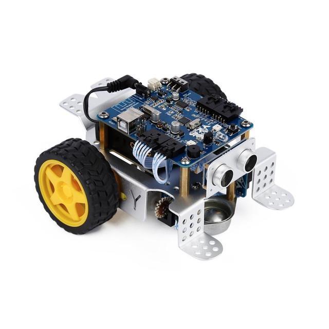 Diy v1.1 mbot kit robot educativo para los niños, Robot de Juguete diseñado para la educación (2.4G Version)