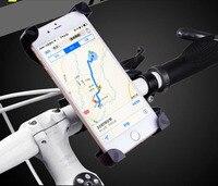조정 휴대 전화 자전거 자전거 핸들 마운트 스탠드
