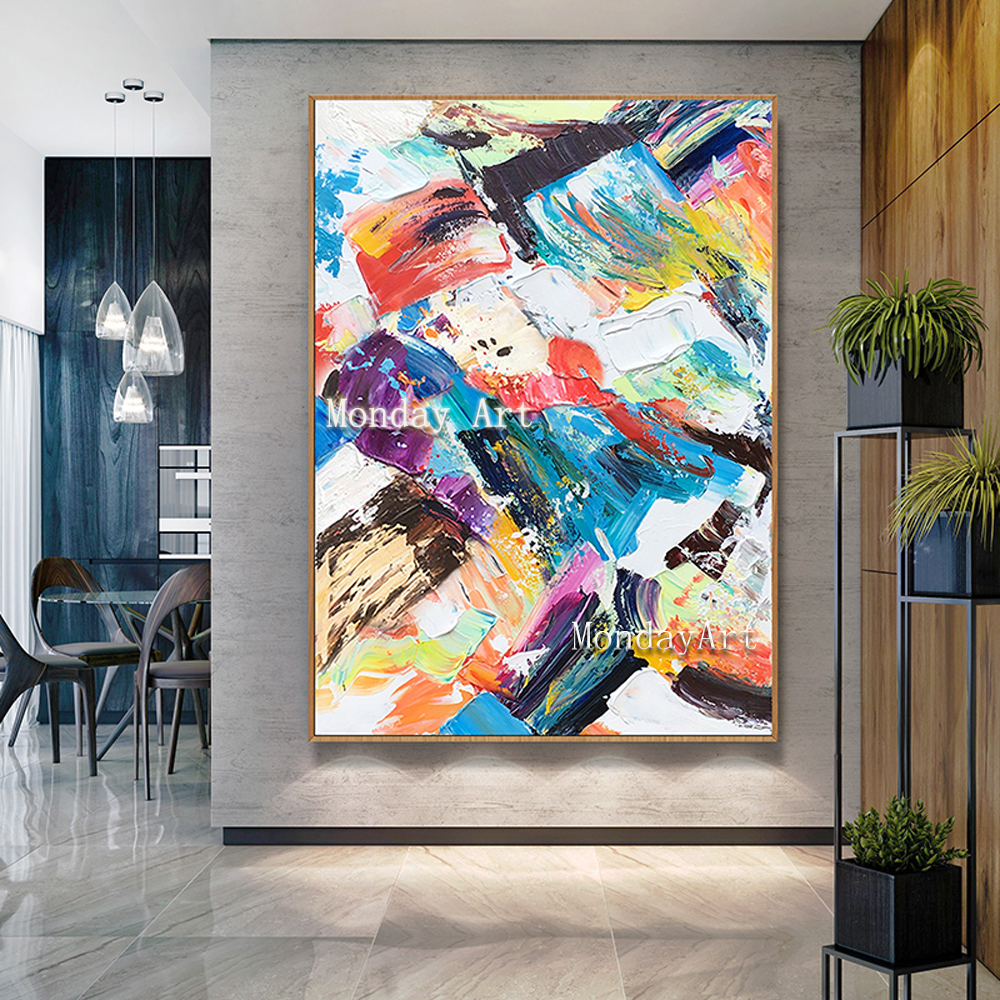 r The-100-Hand-painted-Modern-abstract-scenery-Oil-Painting-On-Canvas-Wall-Art-Wall-Pictures-Painting (9)