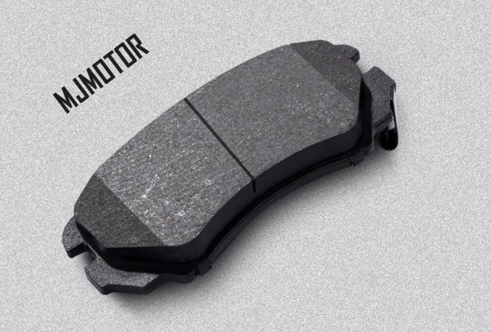 Kit de plaquettes de frein avant pour chinois JAC J3 1.3L Auto voiture moteur pièces S3500L21058-00001 - 2