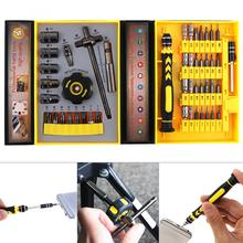 47 In 1 Screwdriver Set Multi functional Repair Tool for Normal Life and Household Industrial Clock