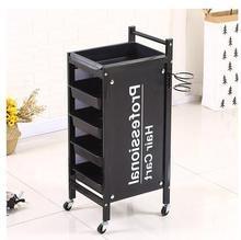 Beauty cart, hair salon, perm and dye salon tool barbershop trolley, cabinet.