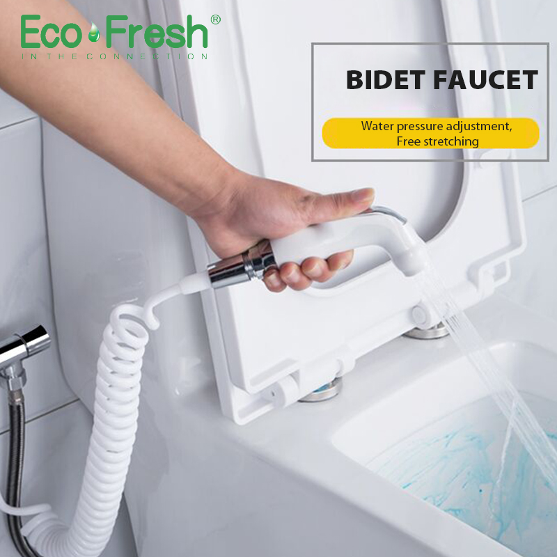 Handheld Toilet bidet sprayer set Kit Hand Bidet faucet for Bathroom hand sprayer shower head self cleaning nokia 8 new 2018