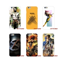 For Samsung Galaxy A3 A5 A7 J1 J2 J3 J5 J7 2015 2016 2017 Accessories Phone Cases Covers Design X Men Xmen