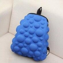 Тенденция, дизайнер кампус модный стиль, маленький круглый пузырь, рюкзак Для женщин Для мужчин рюкзак женский девочка-подросток, школьные компьютер Сумки