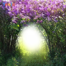 Yeele Dreamy Photocall Background Flower Forest Photography Backdrops Personalized Photographic Backgrounds For Photo Studio