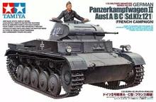 TAMIYA MODEL 35292 Panzerkampfwagen II Ausf A B C Sd Kfz 121