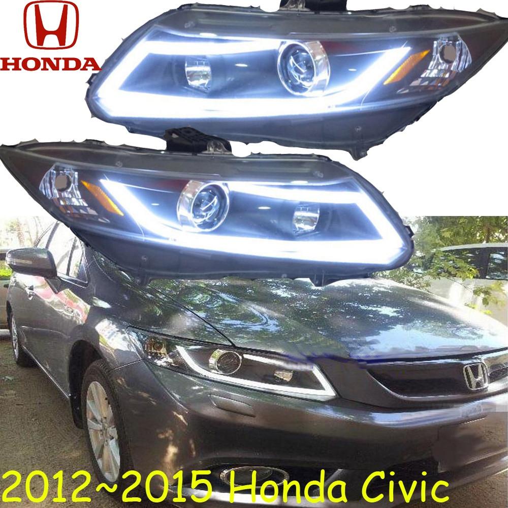 Civi headlight,2012~2015 (LHD,RHD need add 200USD),Free ship! Civi daytime light,CR-Z,crosstour,city,Civi видеорегистратор f880 lhd в самаре