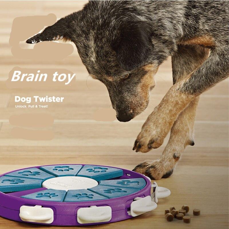 Mode tornade tempête forme chien Pet jouets chien à mâcher jouets accessoire chiot approvisionnement en plastique
