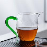 TANGPIN glas thee pitcher chahai gongdaobei glas thee accessoires|Thee-infusers|Huis & Tuin -
