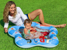 Baby Inflatable Swim Pool Funny Floats Toys Air Mattress Kids swimming pool accessories swimming accessories