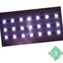 6PCS/set New100%  LED backlight strip for LC320DXJ SFA2 LED Backlight strip 5800 W32001 3P00 Strong SRT 32HX4003 7LED 605mm