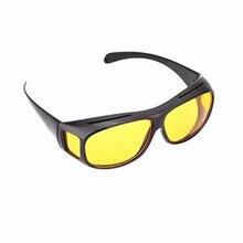 Солнцезащитные очки унисекс HD Vision, очки для вождения автомобиля, поляризованные солнцезащитные очки, очки с УФ-защитой, очки ночного видения
