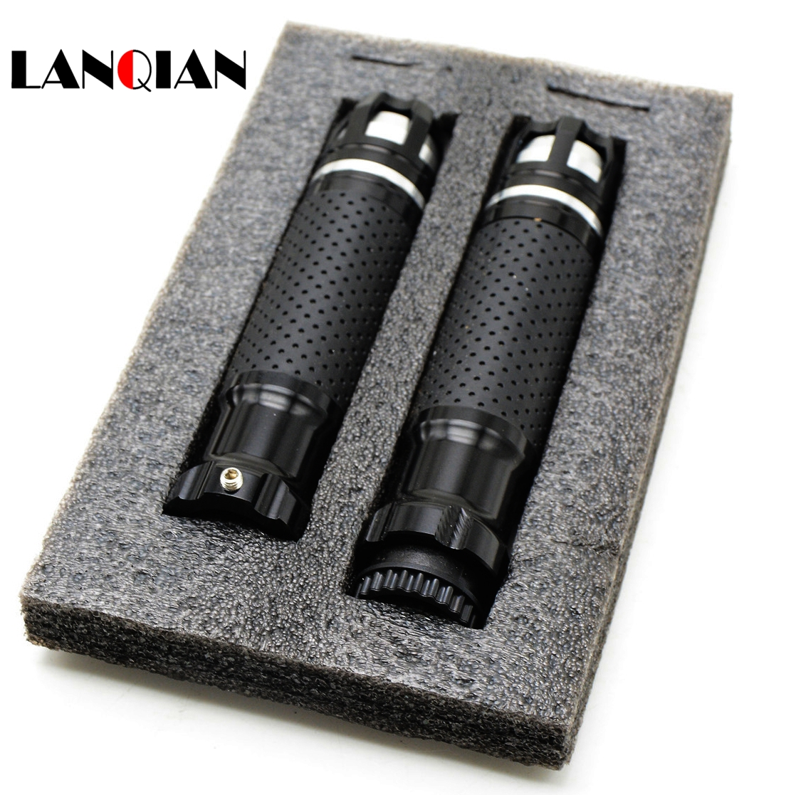 Universal 22mm Motorcycle Handlebar Brake clutch Hand Grips for Kawasaki Z ZR ZX 125 250 750 750R 750S 800 1000 SX