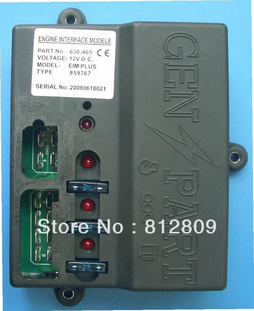 2pcs Parts Engine Interface Module EIM630-465 +free fast shipping 2pcs fast shipping 100
