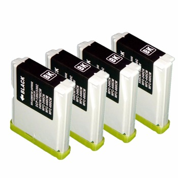 LC1000 LC-1000 LC 1000 Ink Cartridge Replacement For DCP-130C DCP-135C DCP-150C DCP-153C DCP-155C DCP-157C DCP-330C фото
