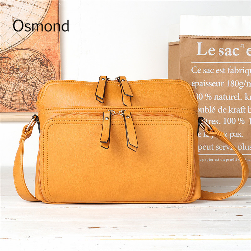 Osmond Crossbody Bags For Women Messenger Bags Female Leather Bags Handbags Ladies Totes Purse Famous Brand Small Shoulder SacOsmond Crossbody Bags For Women Messenger Bags Female Leather Bags Handbags Ladies Totes Purse Famous Brand Small Shoulder Sac