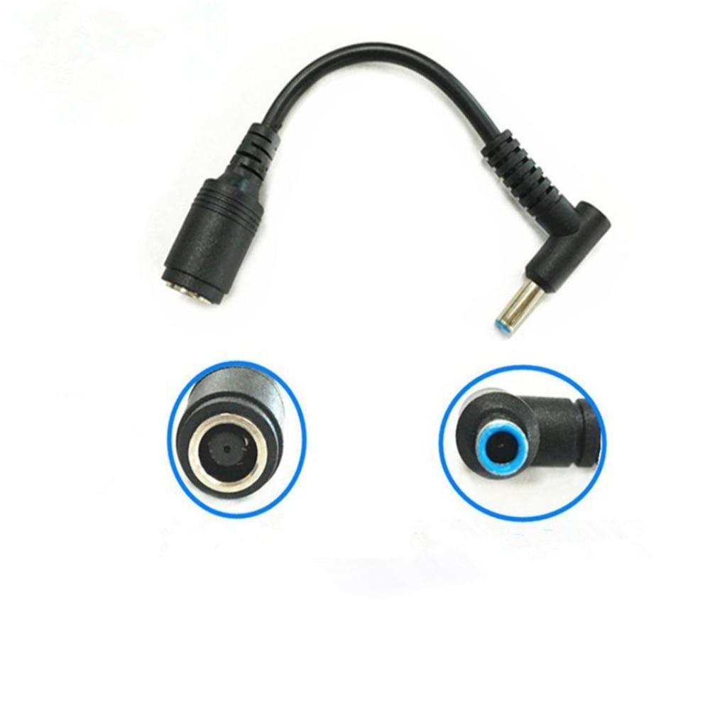 Преобразователь питания постоянного тока Кабель адаптер 7,4*5,0 до 4,5*3,0 для HP Dell черный 15,8 см|Кабели передачи данных|   | АлиЭкспресс
