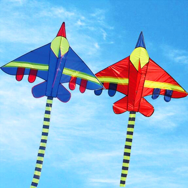 Free shipping high quality kids kites plane kite line