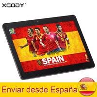 XGODY T1003 Free Shipping 10 1 Inch Tablet Android 2GB RAM 32GB ROM GPS MTK6580 Quad